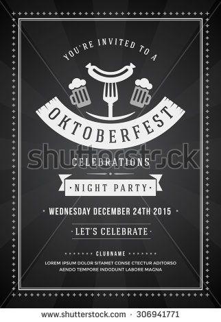 stock-vector-oktoberfest-beer-festival-celebration-retro-typography-poster-or-flyer-template-textured-306941771.jpg (322×470)