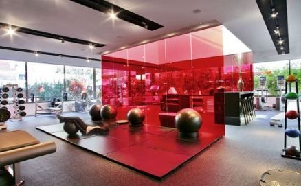 16 Ideas fitness interior design gym architecture #fitness