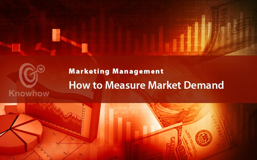 How To Measure Market Demand Marketing Management Advertising Campaign