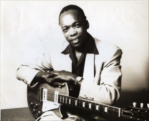 John Lee Hooker From the collection of Billy Vera.