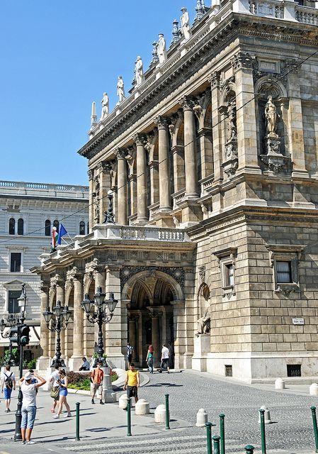 Budapest - Opera House