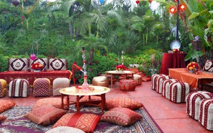 Jardin méditerranéen : 90 idées pleines de soleil   Terrasses ...