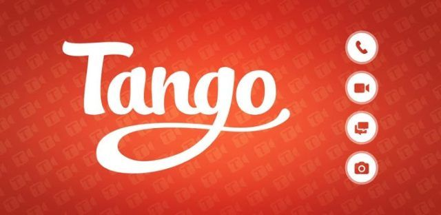 حذف حساب تانجو Tango, Messaging app, Application android