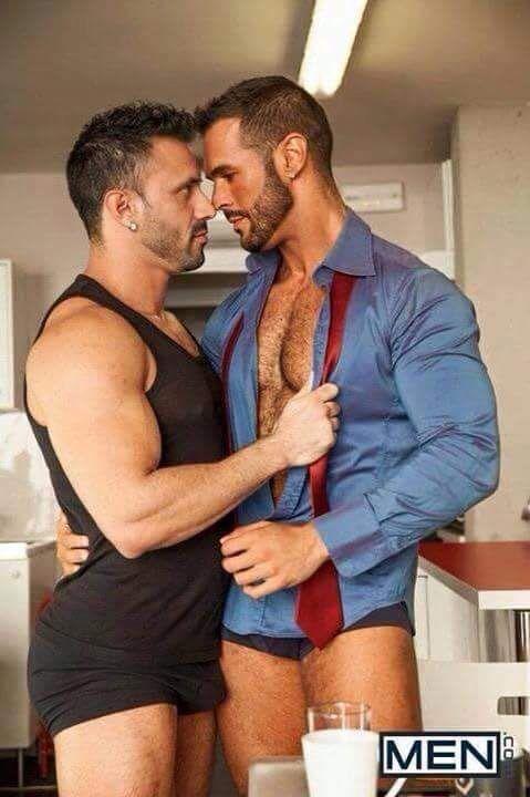 homo poilu verge gay