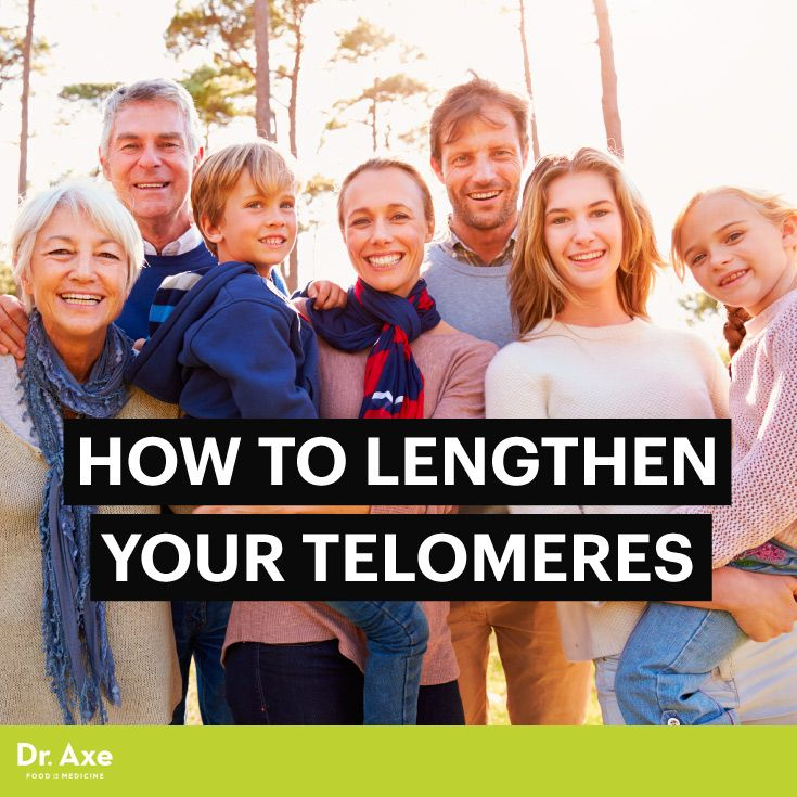 Telomeres: How to Lengthen the Key to Longevity - Dr. Axe