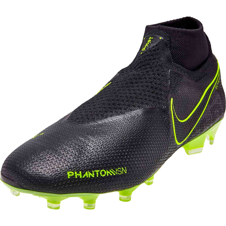 Nike Phantom Vision Elite Fg Under The Radar Nike Soccer Nike Soccer Shoes Soccer Gear