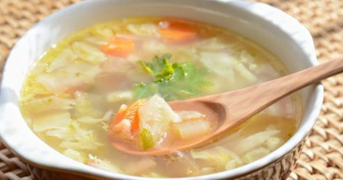 Une soupe minceur pour maigrir rapidement ! (avec images