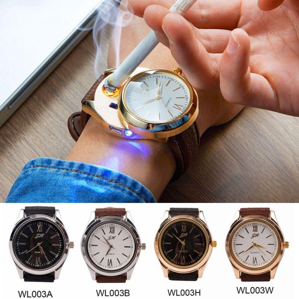 2019 year style- Wrist stylish watch lighter