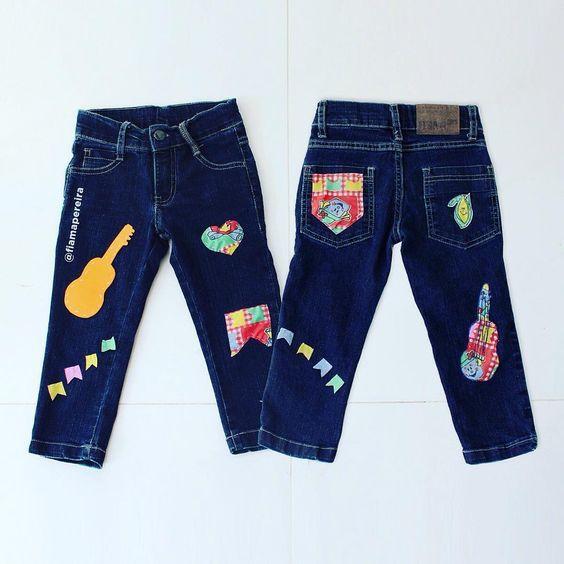 Veja ideias simples e fáceis para customizar a roupa de Festa Junina! 668e983d01a