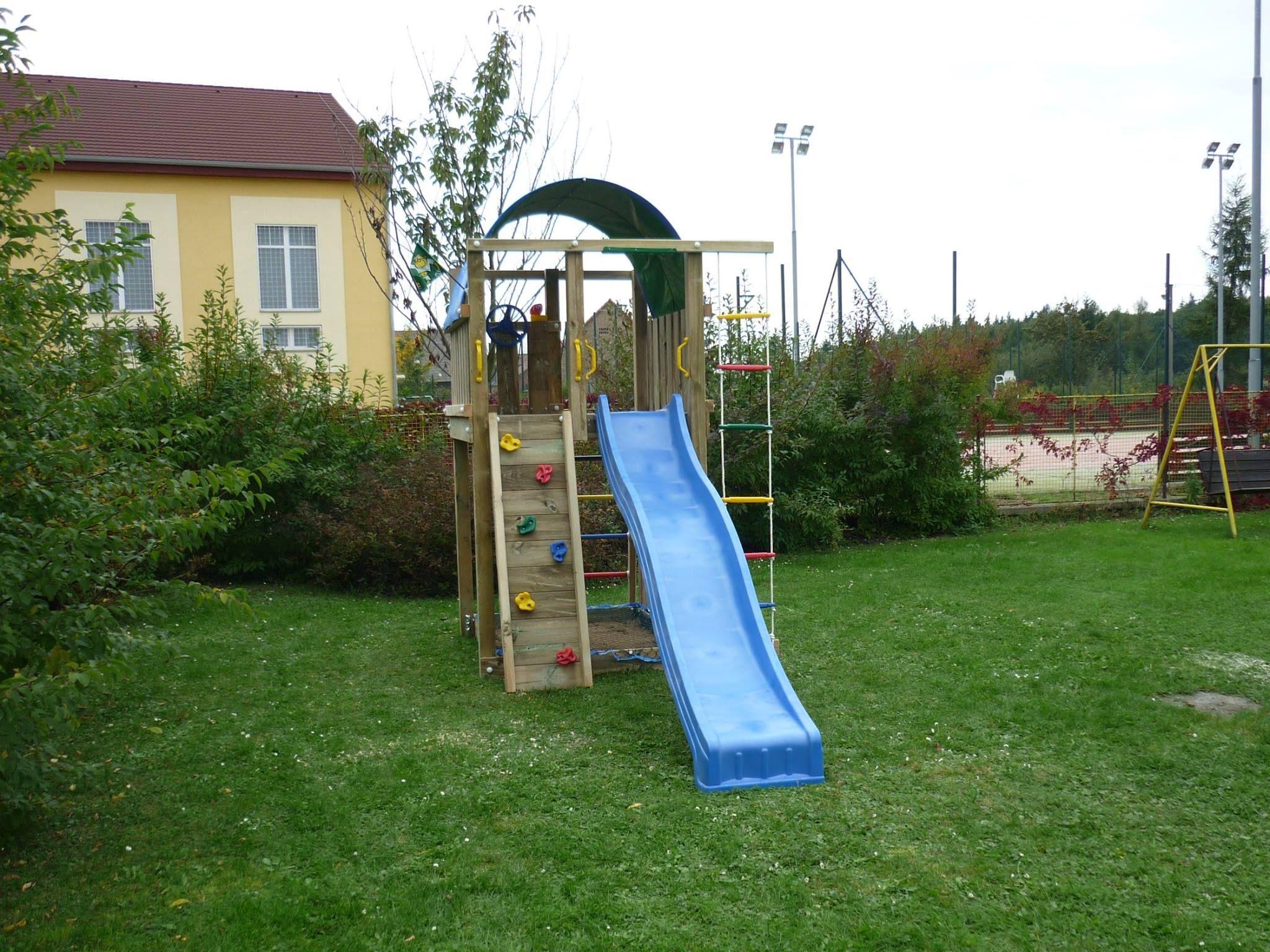 jungle gym around the world wooden playground equipment for