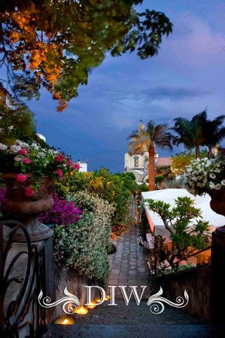 Positano Wedding Venue Pinned 3 22 2015 Amalfi Coast Italy In