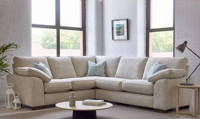Lewis Small Corner Group 2 Seat Lhf Arm Corner Cuddler End Rhf Arm Sofa Sideboard Furniture Deep Seat Cushions