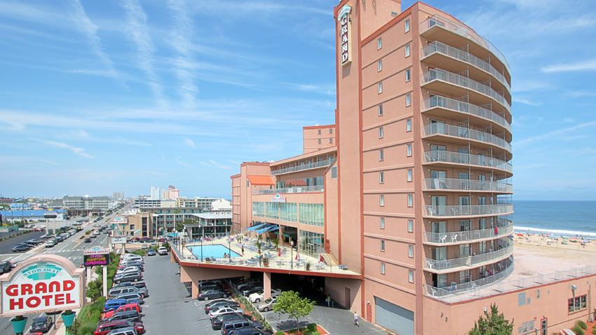 Grand Hotel Spa In Ocean City Md Maryland Hotels Ocean City Maryland Hotels Ocean City Maryland