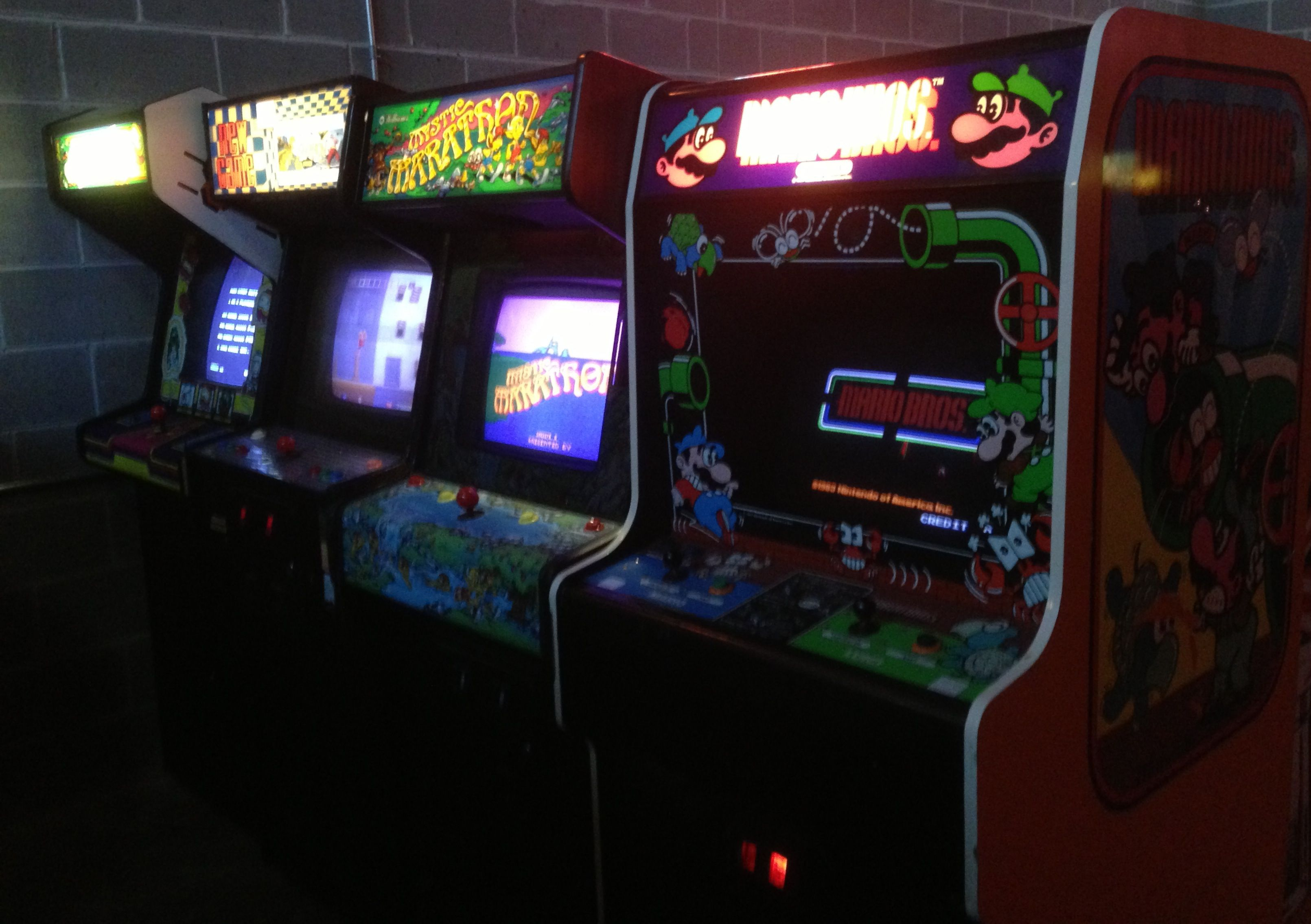 What Would Your Ultimate Video Games Arcade Look Like?
