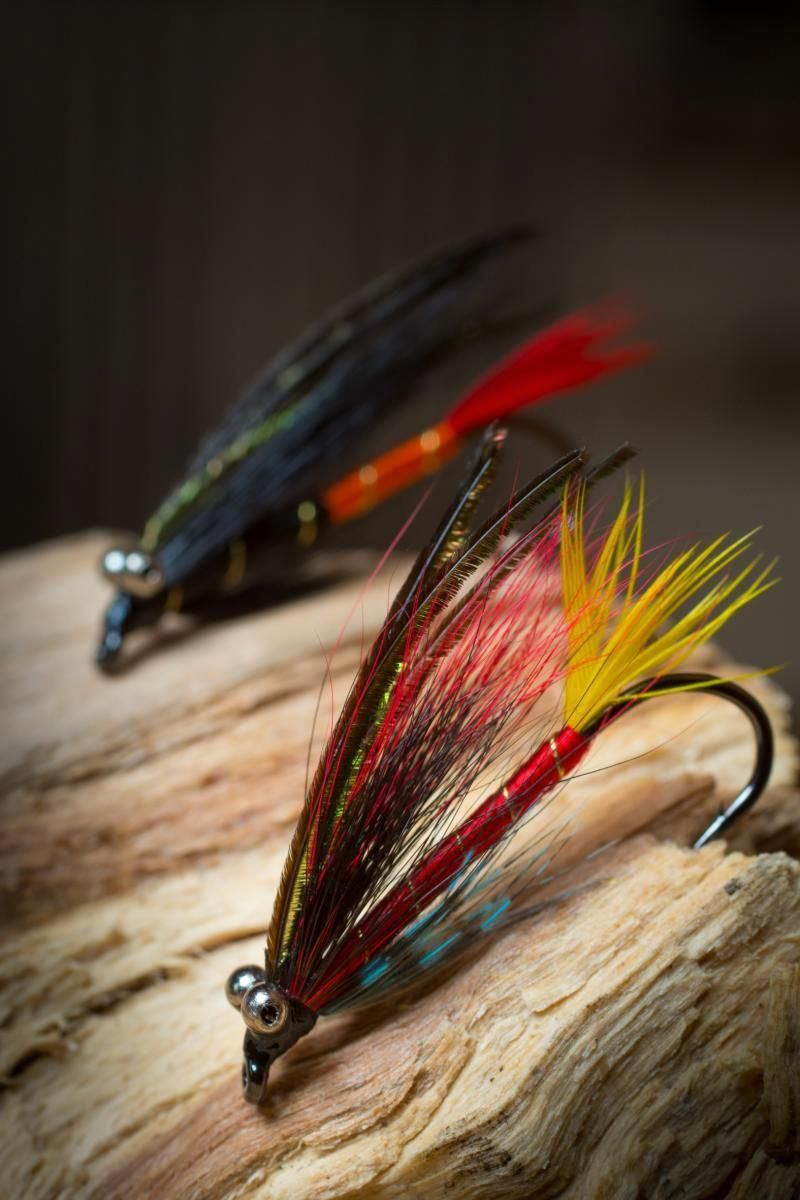 Adams Super Fly Bass, Bream, Trout, Salmon Fly Fishing Flies x 6