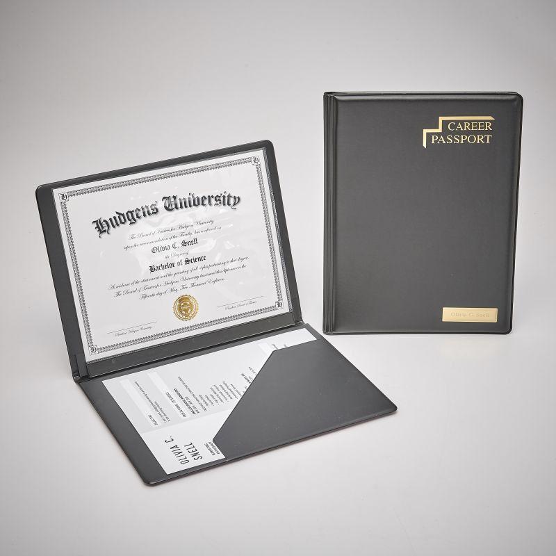 Resume Interview Folder By Career Courier Career Marketing Marketing Materials Custom Folders