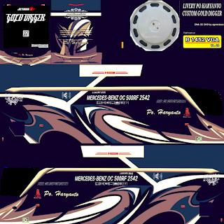 Download Kumpulan Livery Bus Simulator Indonesia Dari Berbagai Sumber Semua Aja Mobil Modifikasi Mobil Stiker Mobil