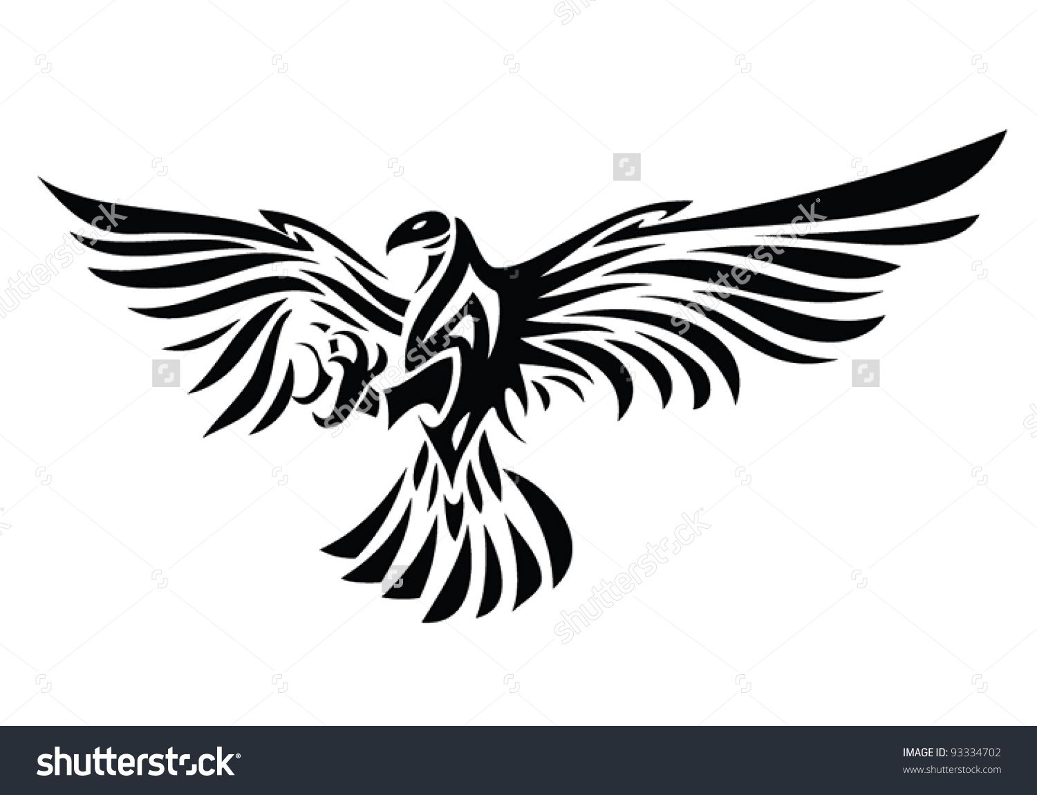 Native American Phoenix Bird | www.imgkid.com - The Image ...