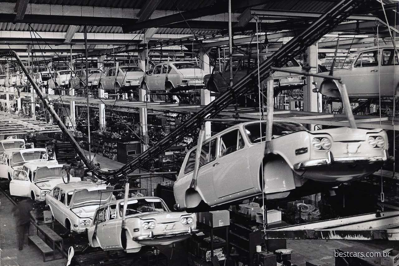 VW - Década de 1970.