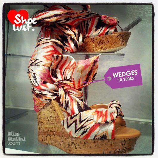 bebe wedges
