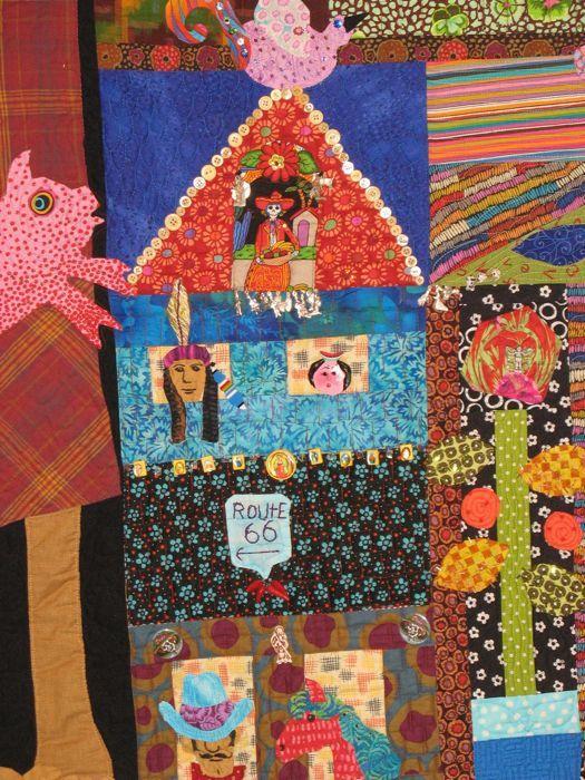 Road To California Part Iv Final Book Quilt Quilt Shop Art Quilts