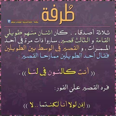 Pin By Rana Sakr On اللغة العربية Language Quotes Funny Arabic Quotes Words Quotes