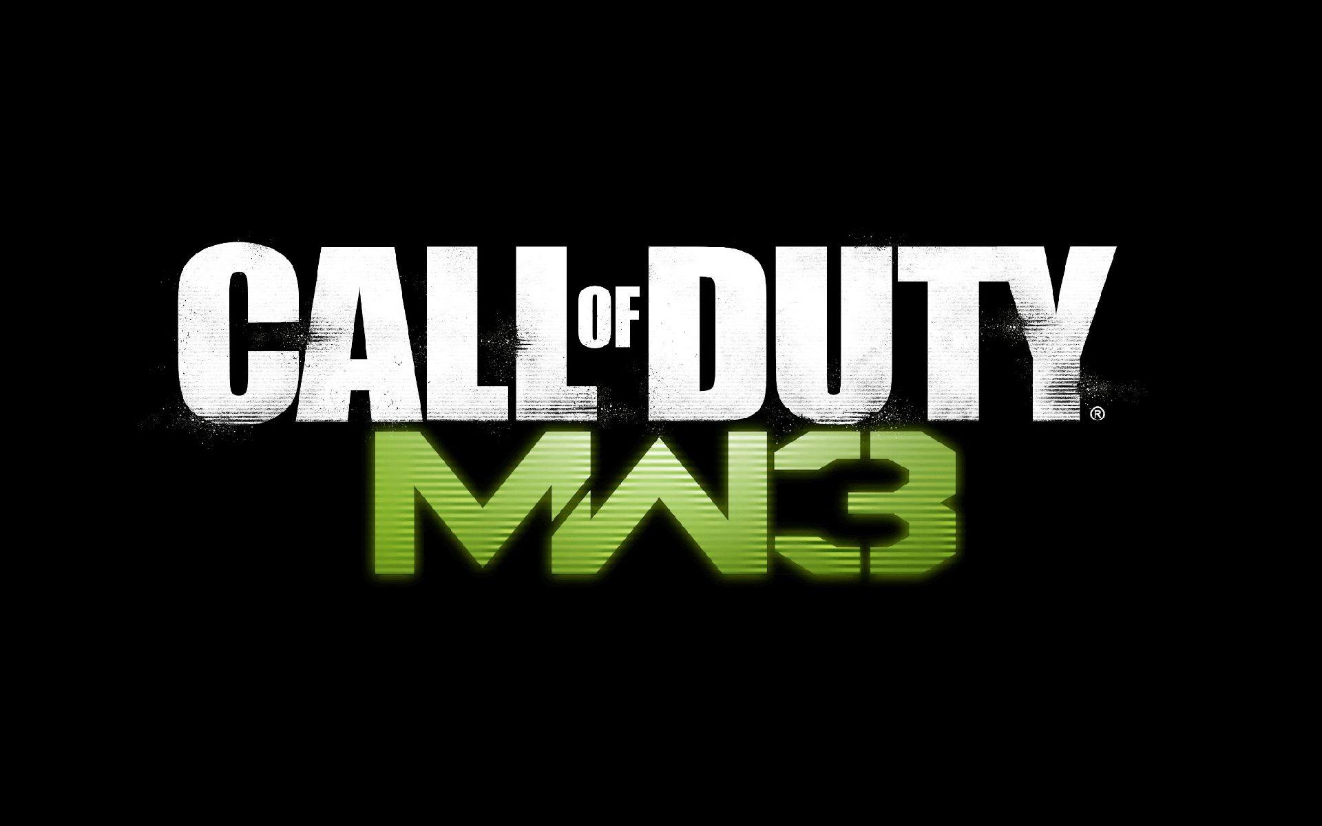 Call Of Duty Mw3 Logo Call Of Duty Modern Warfare Call Of Duty World