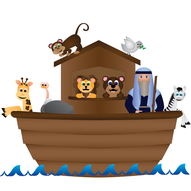 Image result for noah's ark free clipart