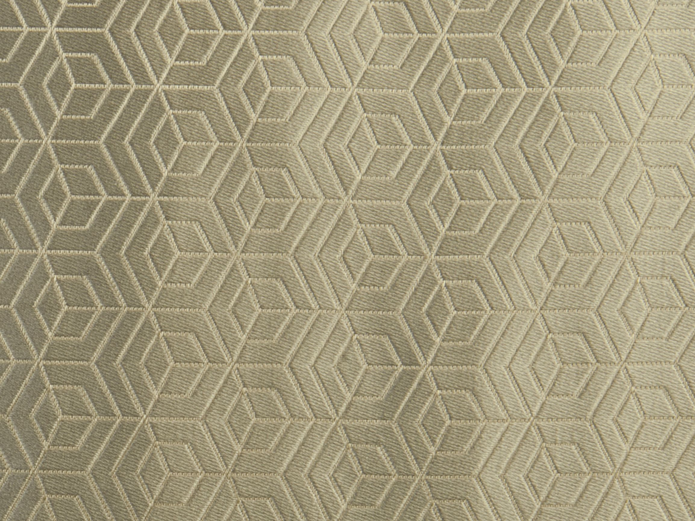 Upholstery fabric with graphic pattern HOOPSTAR by @aldeco