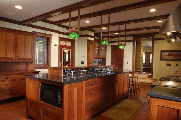 Prairie Style Kitchen Cabinets Walnut Bath Vanity In Progress Modern Custom Coffee Table X Leg