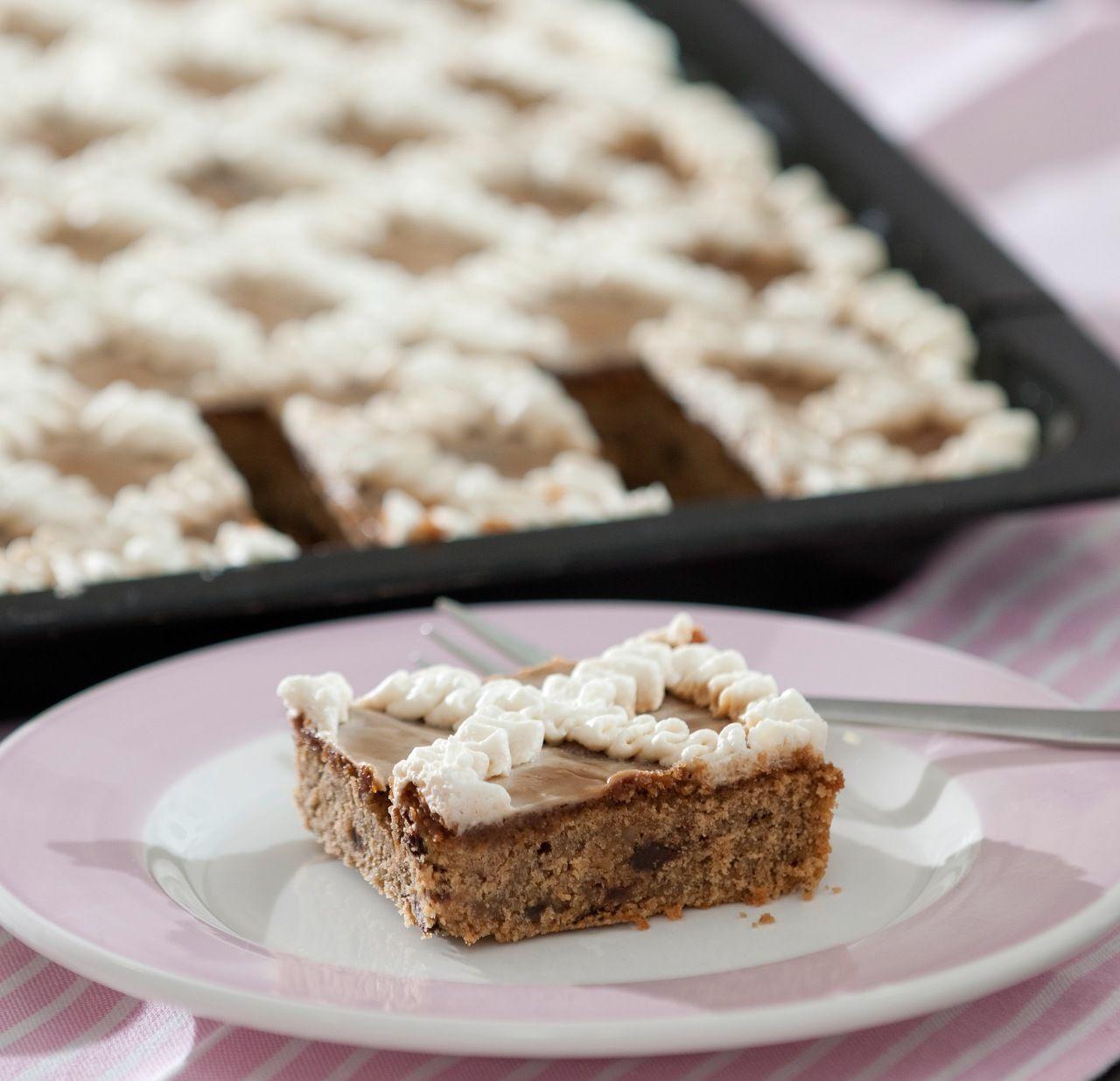 Espressoschnitten Vom Blech Rezept Mit Bildern Kaffee Und Kuchen Kuchen Und Torten Susses Backen