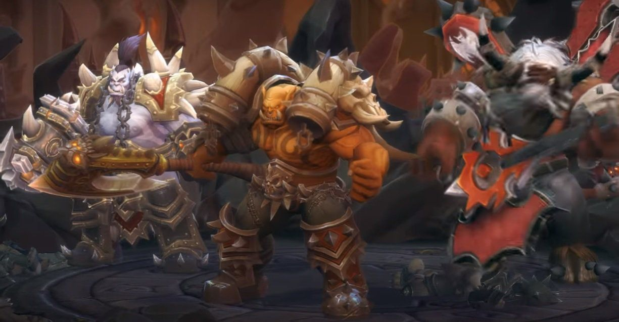 Garrosh Is A Pure Tank In Heroes Of The Storm Blizzard Has Revealed The Full Kit For Garrosh Hellscream T Heroes Of The Storm Pure Products World Of Warcraft His hatred for the alliance burns like wildfire, and he will stop at nothing to destroy them. garrosh hellscream
