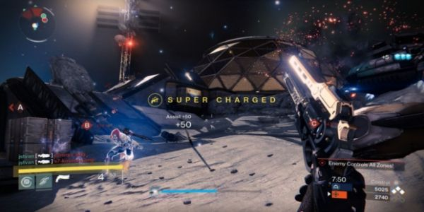 Destiny patch adds voice chat breaks exotic weapons - The 1.03 update for Destiny has both added and taken away, as it gains public voice chat but makes exotic weapons useless.