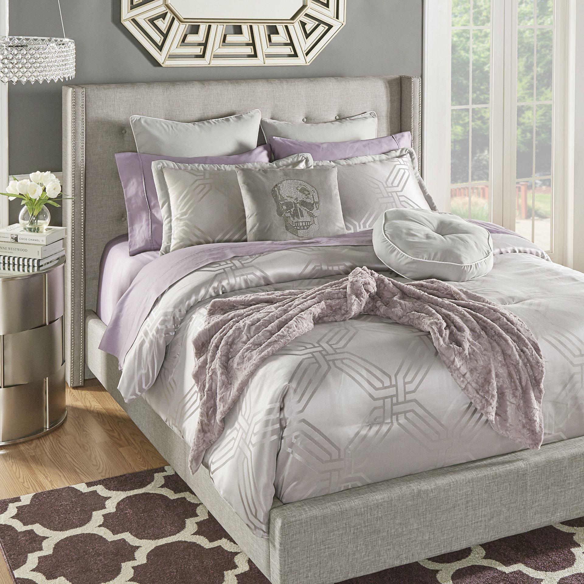 Ignmar 6 Piece Reversible Comforter Set Comforter sets