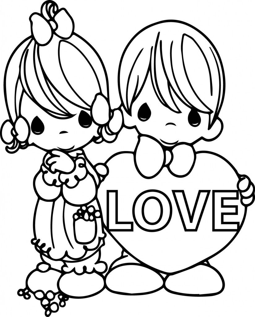 Precious moments coloring pages printables love for Precious moments coloring page