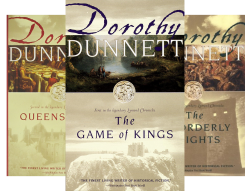 The Lymond Chronicles (6 Book Series) by  Dorothy Dunnett
