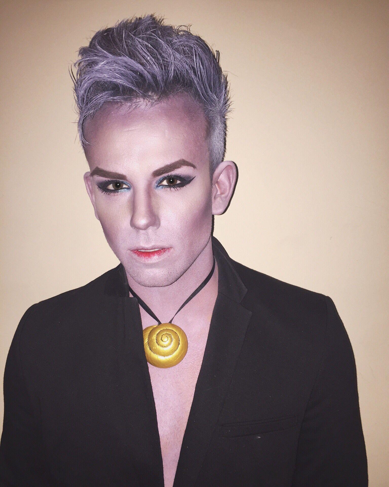 Male Version of Ursula - Mursula | Artistry | Pinterest | Costumes ...