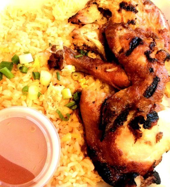 レシピとお料理がひらめくSnapDish - 1件のもぐもぐ - #BBQ #Chicken and #Shrimp #Fried #Rice by sooprcoolchica