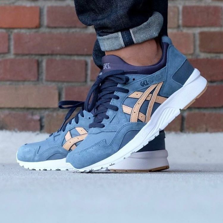 Asics Gel Lyte V: Blue Mirage/Sand
