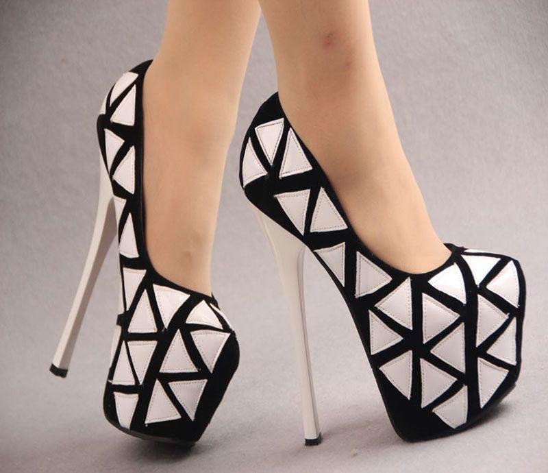 1000  images about Stilettos on Pinterest | Black stilettos