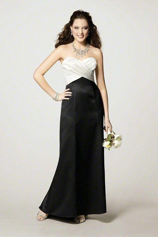 longhems.com long black bridesmaid dresses (05) #longdresses ...