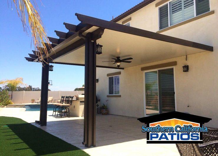 Southern California Patios Patio Covers Alumawood Patio Southern California Patios In 2020 Diy Patio Cover Diy Patio Diy Backyard Patio