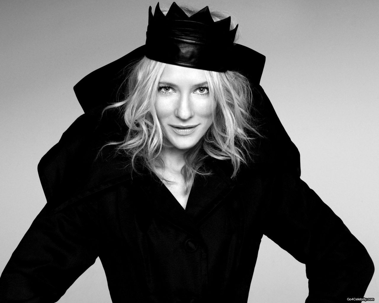 Hatty Cate Blanchett Crown Hat  400486bb52e