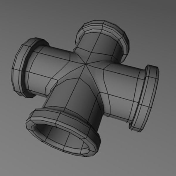 3ds Max Pipes Joints 3d Modeling Tutorial Modeling Tips Hard Surface Modeling