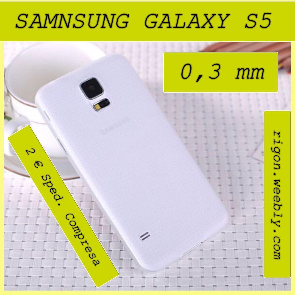cover samsung s5 alluminio