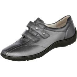 Photo of Ranger Velcro slippers old silver – width K RangerWald runner