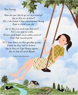 The Swing By Robert Louis Stevenson I Had To Memorize This
