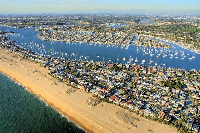 Newport Beach Newport Beach Beach California Travel