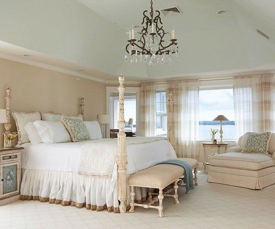 Bedroom Color Ideas: Neutral Colored Bedrooms in 2020 ...
