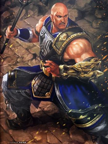 Dynasty Warriors Wei Kingdom Characters Tv Tropes Dynasty Warriors Samurai Warrior Character Portraits